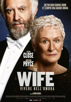 "CINEMA AUTUNNO ""THE WIFE -VIVERE NELL'OMBRA"""